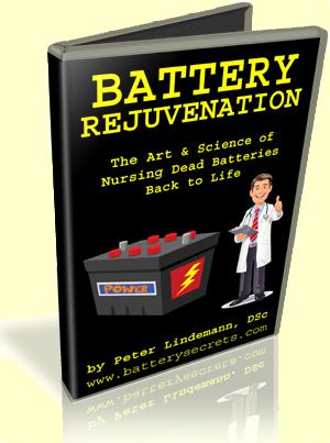 Battery Rejuvenation by Peter Lindemann